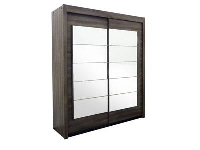 Armoire conforama armoire 2 portes coulissantes split - Conforama armoire 4 portes ...