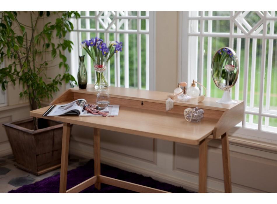 bureaux vente unique bureau zadig avec plateau coulissant prix 229 00 euros. Black Bedroom Furniture Sets. Home Design Ideas