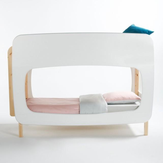 lits superpos s avec sommiers bubble la redoute lit. Black Bedroom Furniture Sets. Home Design Ideas