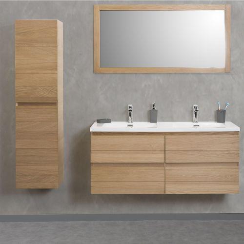 meuble salle de bain 120 cm alinea