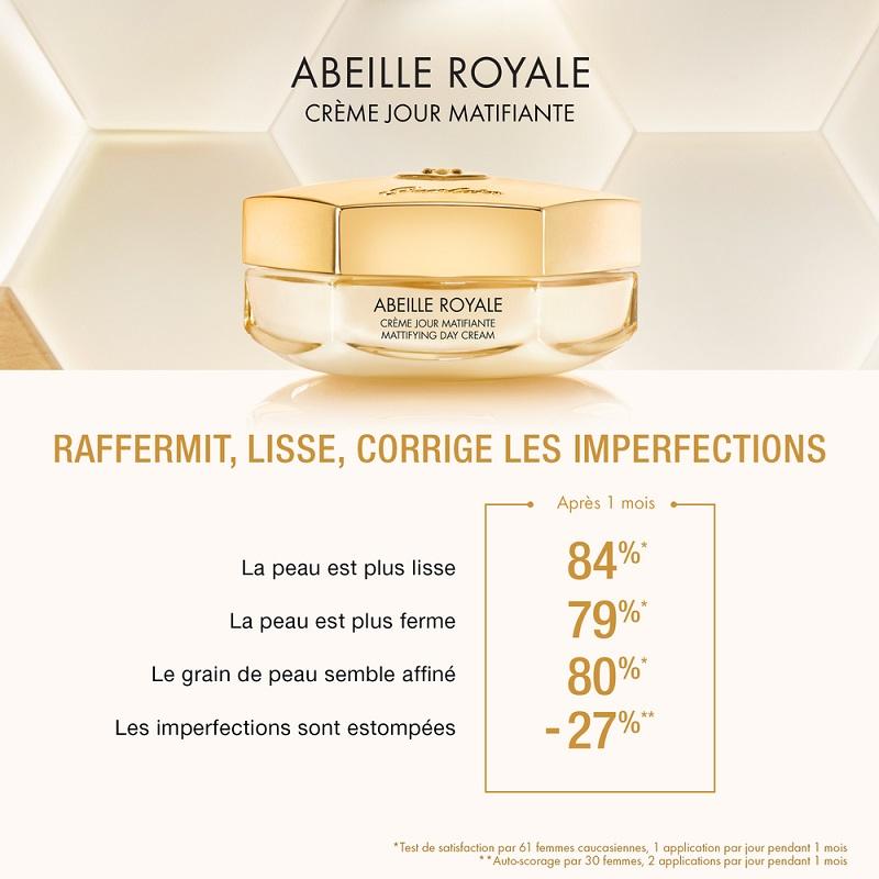 ABEILLE ROYALE Crème jour matifiante Guerlain