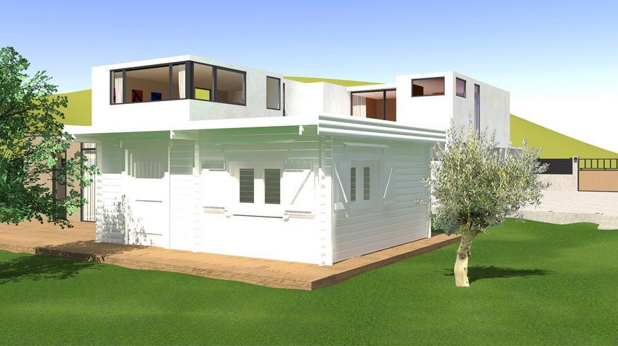 40ef2af67767e Abri de jardin bois Er 5040.02 17.22 m² - Abri de jardin Leroy Merlin