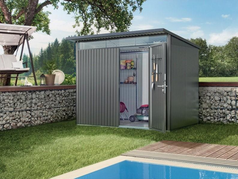 Abri de jardin métal Biohort Avantgarde L 4,33 m² - Abri de ...