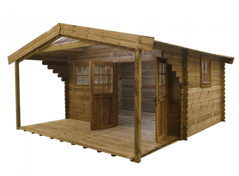 abri de jardin vente unique abri de jardin quebec en bois trait prix 3 199 00 euros. Black Bedroom Furniture Sets. Home Design Ideas