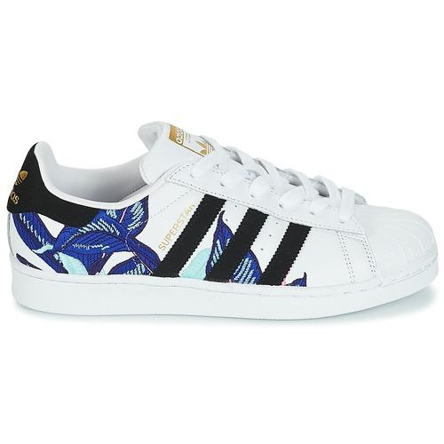 Adidas Originals SUPERSTAR Baskets basses footwear white