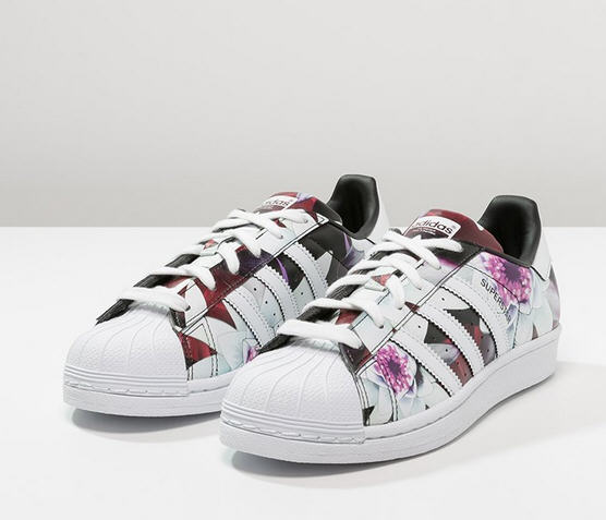 Adidas Originals SUPERSTAR Baskets basses core black/white - Baskets Femme Zalando