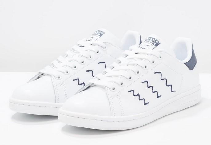 adidas stan smith bleu zalando