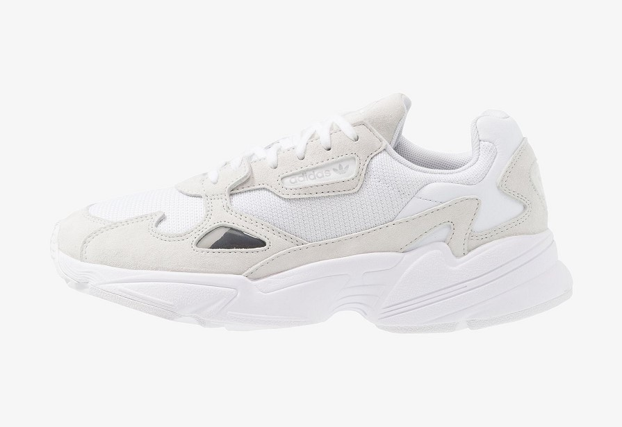 Adidas Originals FALCON Baskets basses footwear white/crystal white