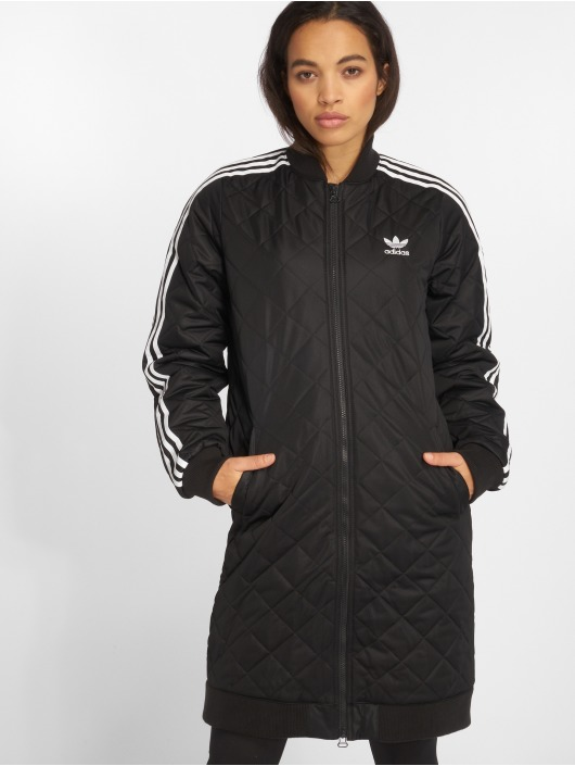 Adidas Originals LONG Blouson Bomber black