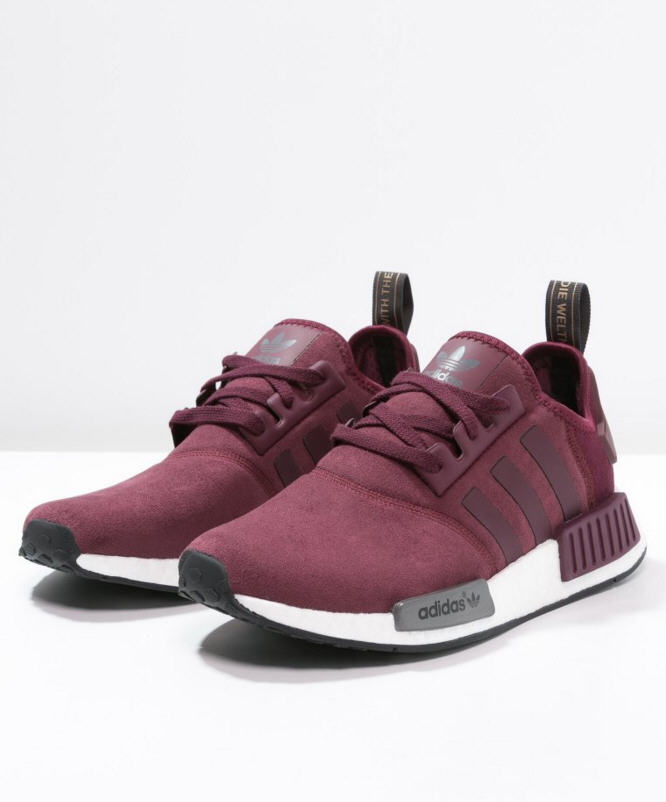baskets adidas homme prune