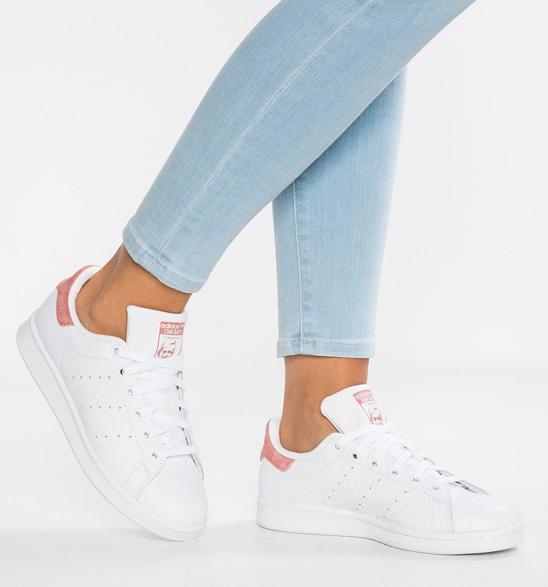 stan smith noir zalando