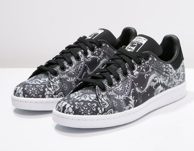 Adidas Originals STAN SMITH Baskets core black/white