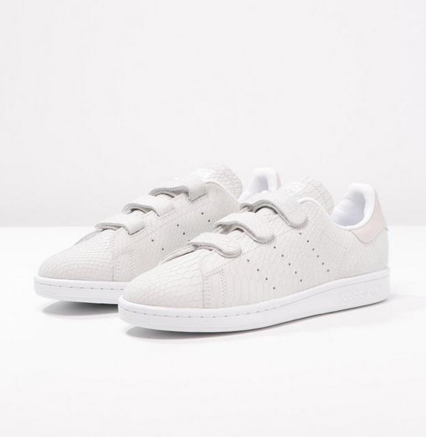 taille 40 70afc 653cb Adidas Originals STAN SMITH Baskets basses white - Baskets ...