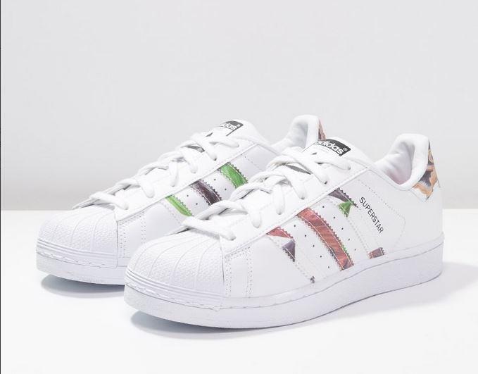 nouveaux styles d99b6 e6e27 adidas superstar homme blanche et verte difference adidas ...