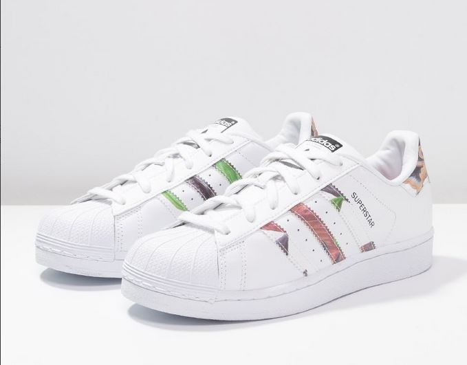 Adidas Originals SUPERSTAR Baskets basses whitecore black