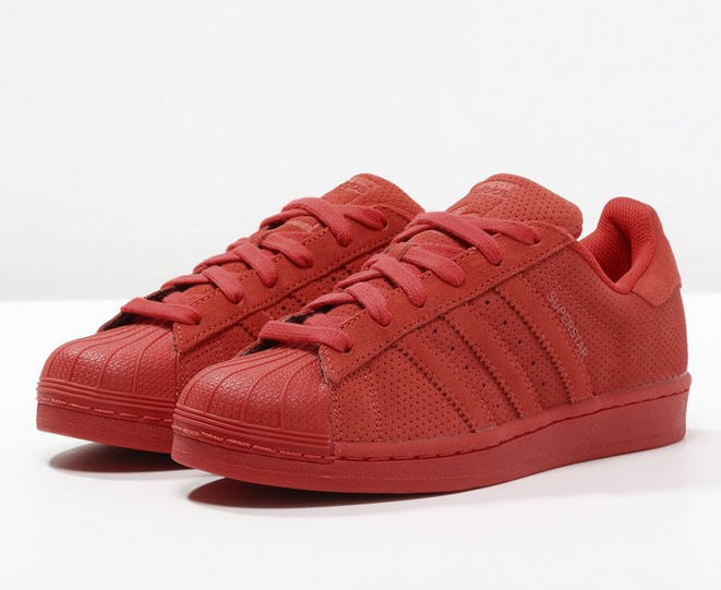 brand new e0bc0 deb87 Adidas Originals SUPERSTAR RT Baskets basses red - Baskets Femme Zalando   (Mode)  Zalando Adidas Originals SUPERSTAR RT Baskets basses red Adidas  Originals ...