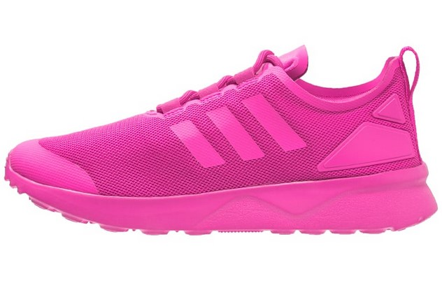 Adidas Originals ZX FLUX ADV VERVE Baskets basses shock pink