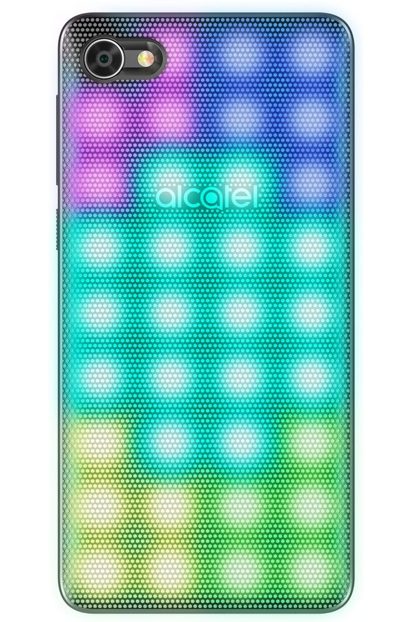 Alcatel A5 LED NOIR METALLIQUE