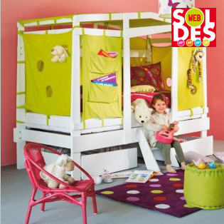soldes lit enfant alinea soldes lit cabane enfant alibaba avec 2 tiroirs blanc - Alinea Lit Enfant