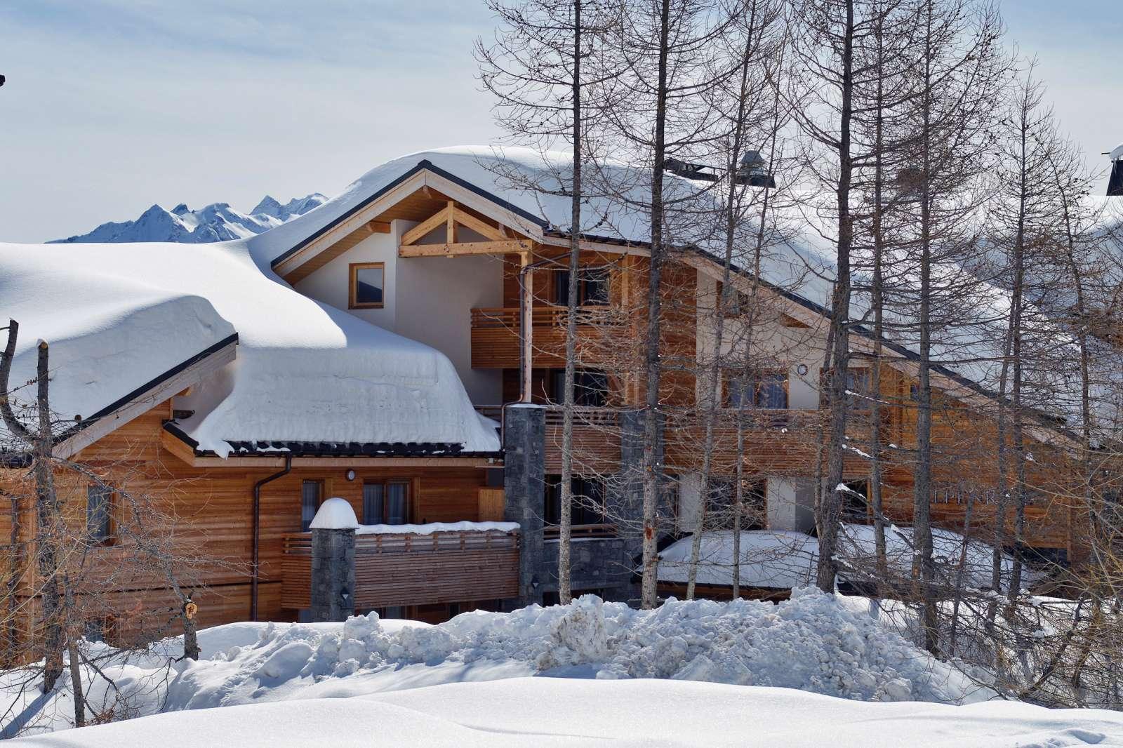 Résidence L'Alpenrose 4* en Isère - Vacances Lagrange