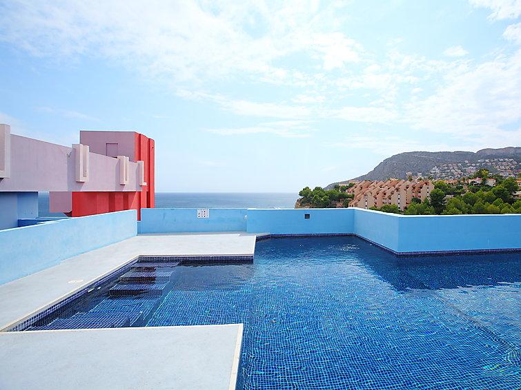 Appartement Muralla Roja à Calpe Calp en Espagne