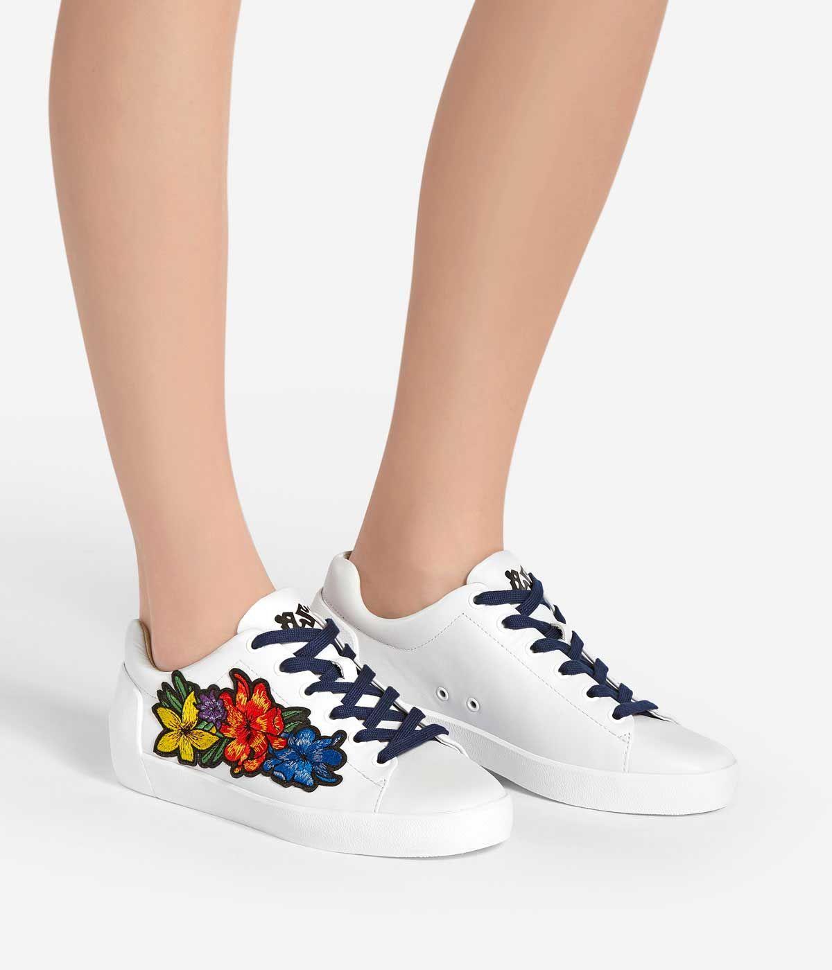 Ash Neo Combo A Blanc Baskets Basses Blanc pour Femme