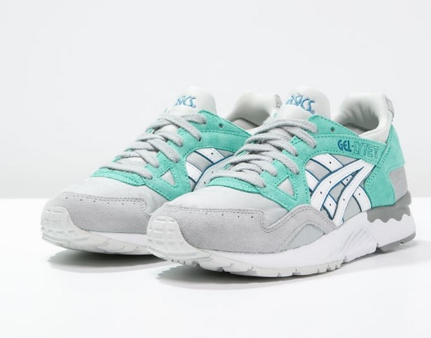 ASICS GEL-LYTE V Baskets basses light grey/white