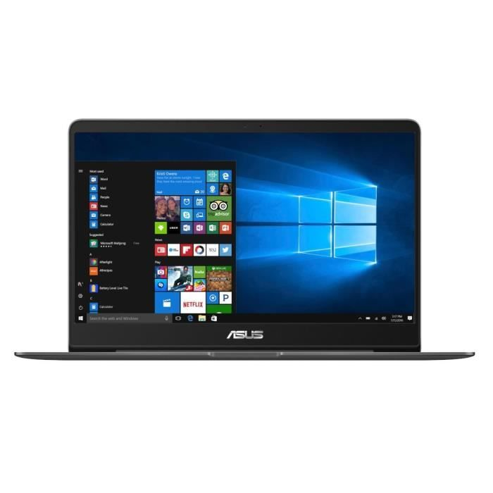 ASUS Ordinateur Ultrabook ZenBook UX430UA-GV595T