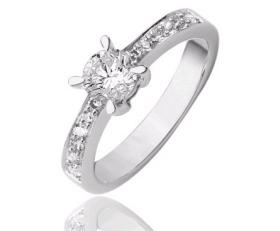 Bagues diamants pas cher