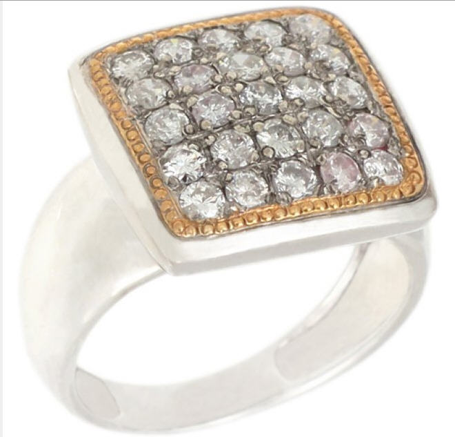 bague diamant m6 boutique