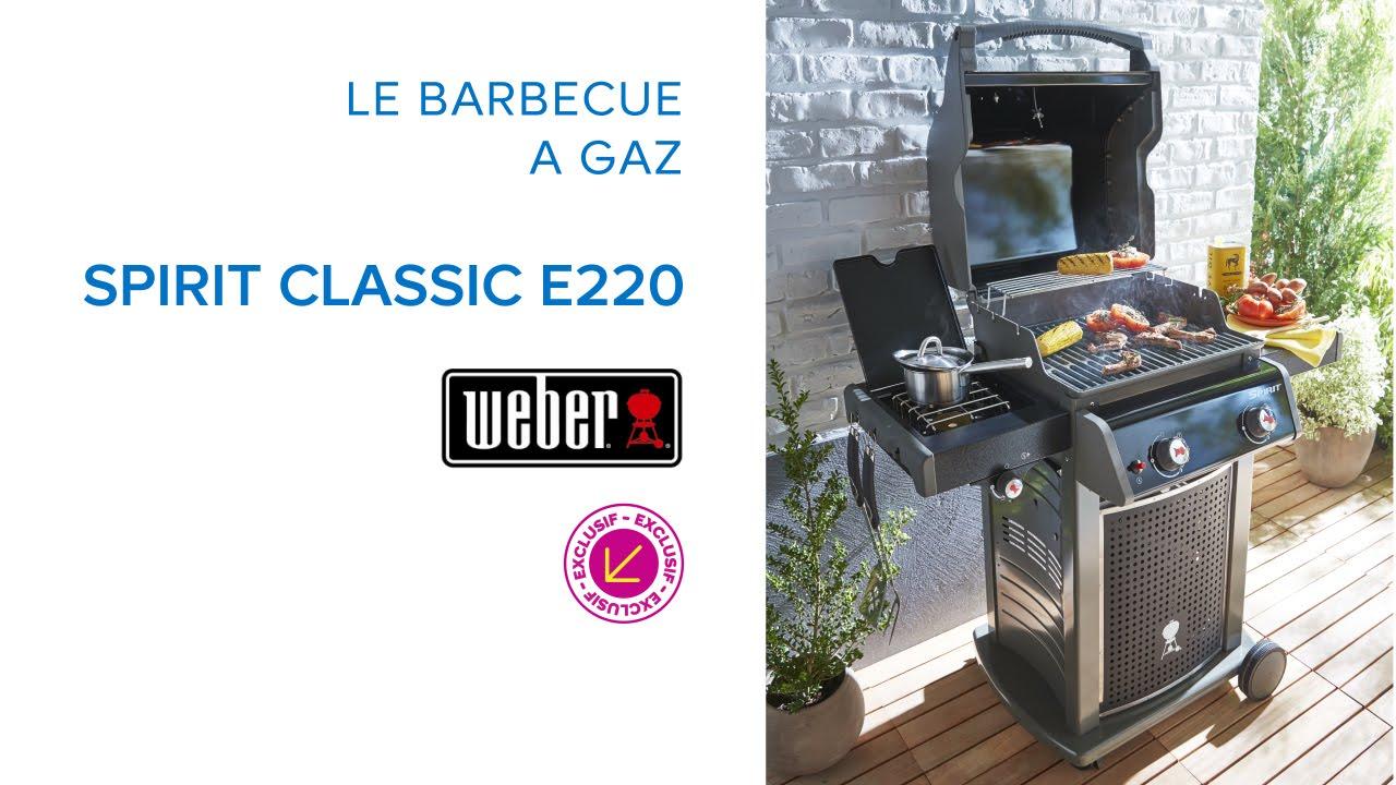 Barbecue A Gaz Weber Spirit Classic E 220 Pas Cher Barbecue Castorama Iziva Com