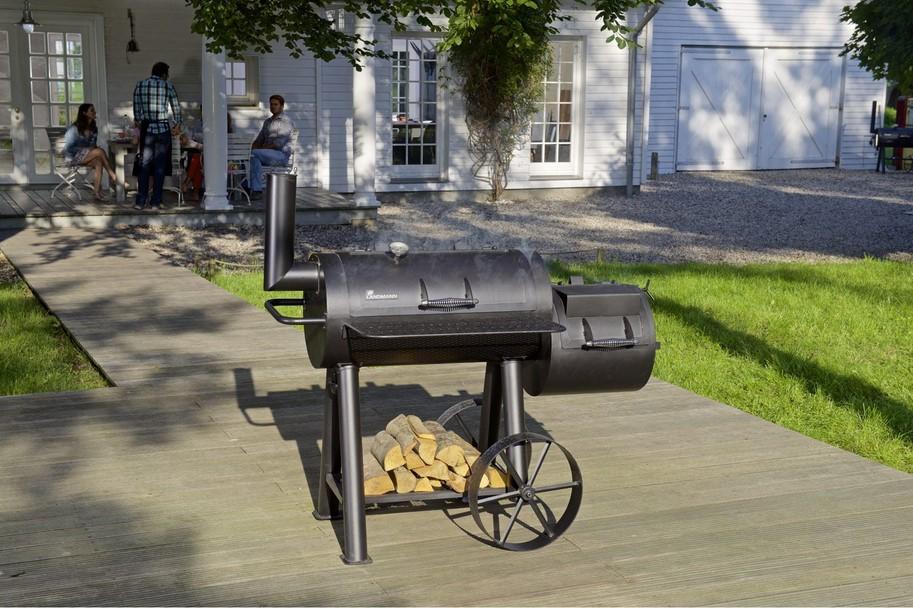 Barbecue Plancha Sur Iziva Izivacom