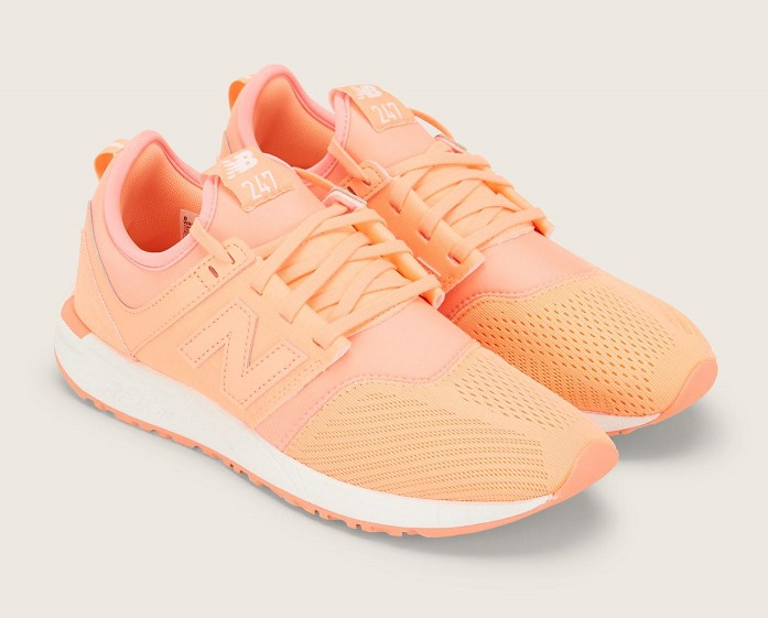 New Balance Baskets WRL247SW rose fluo