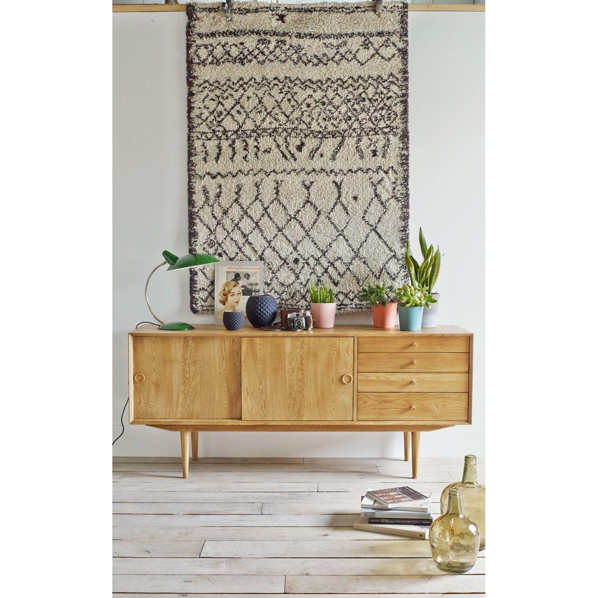 buffet 4 portes 4 tiroirs la bresse soldes buffet. Black Bedroom Furniture Sets. Home Design Ideas