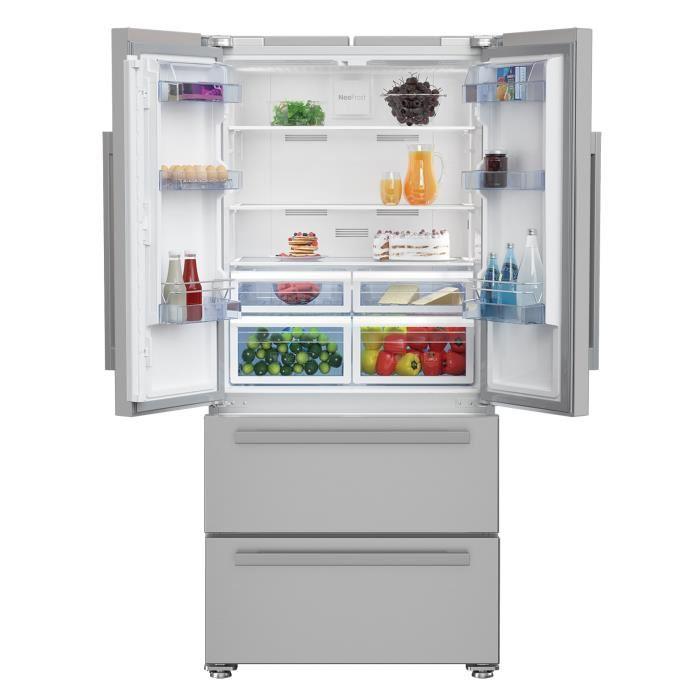 BEKO REM60S Réfrigérateur multi-portes 539L - Cdiscount