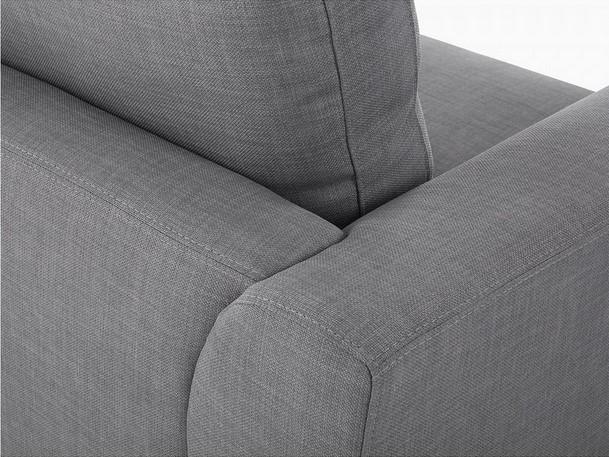 Beliani sofa Oslo Canapé d'angle Gauche - Soldes Canapé Rue du Commerce