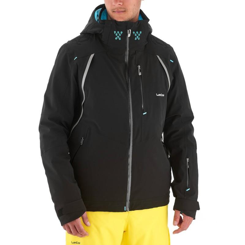 Slide 900 homme noire pas cher - Veste de Ski Homme Decathlon ... 59b129603eb