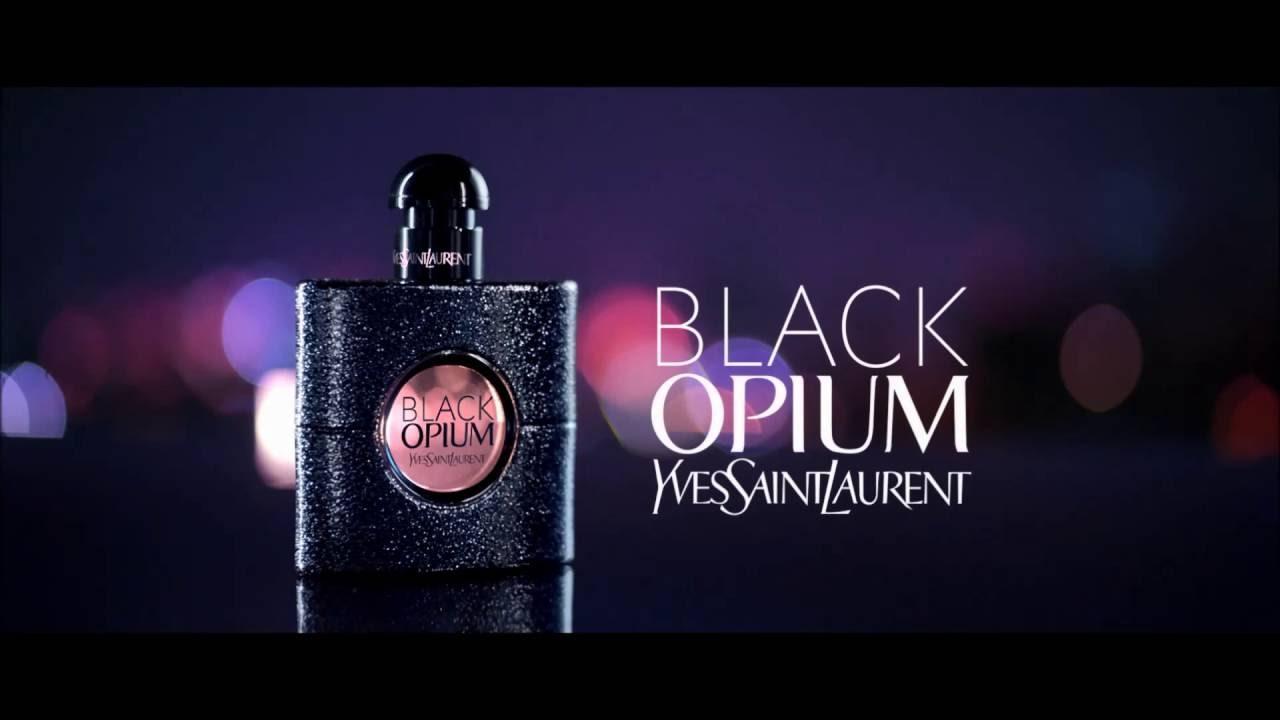 Black Opium Eau De Parfum Intense De Yves Saint Laurent Parfum