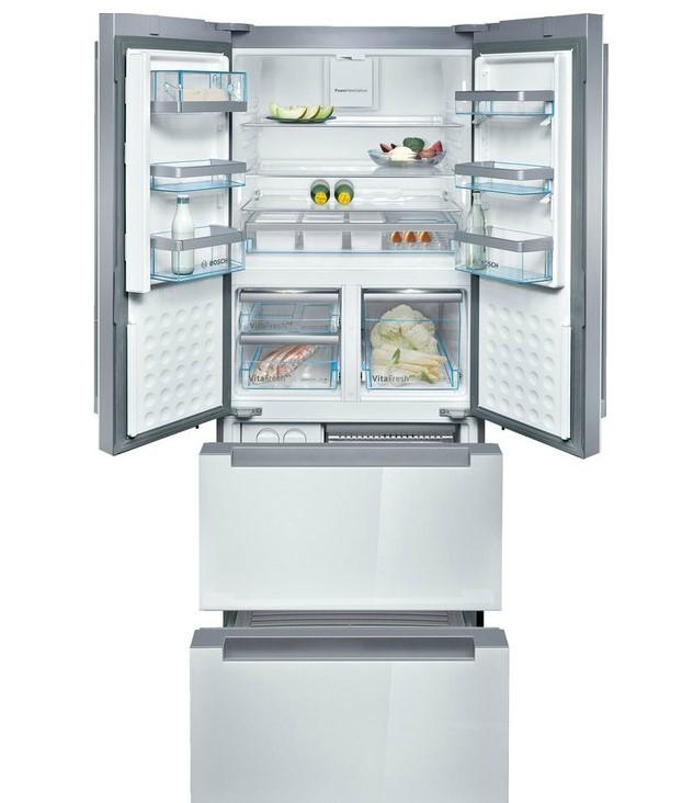 Réfrigérateur multi-portes Bosch KMF40SW20 Série 8