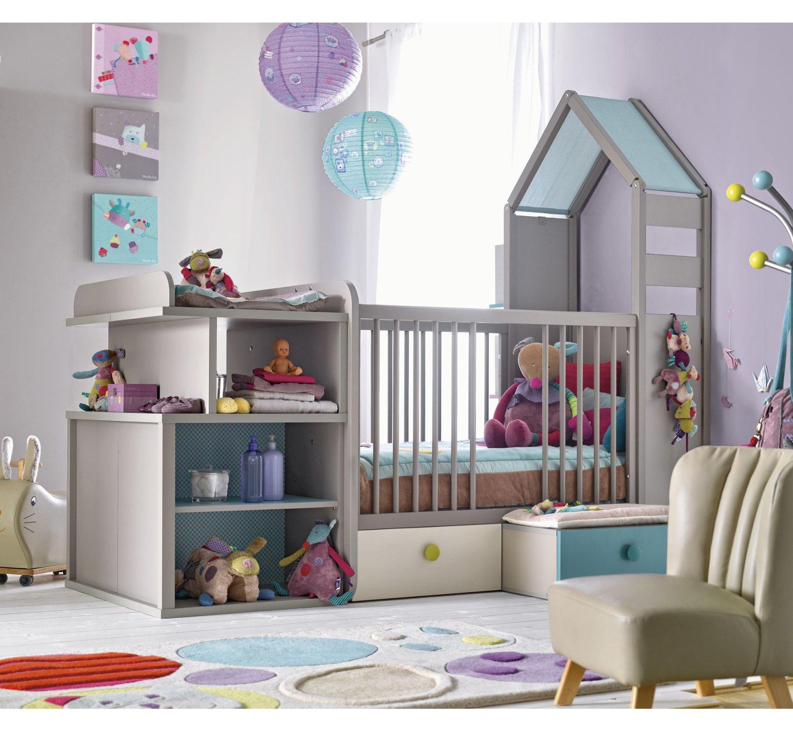 Alinea chambre bebe fille