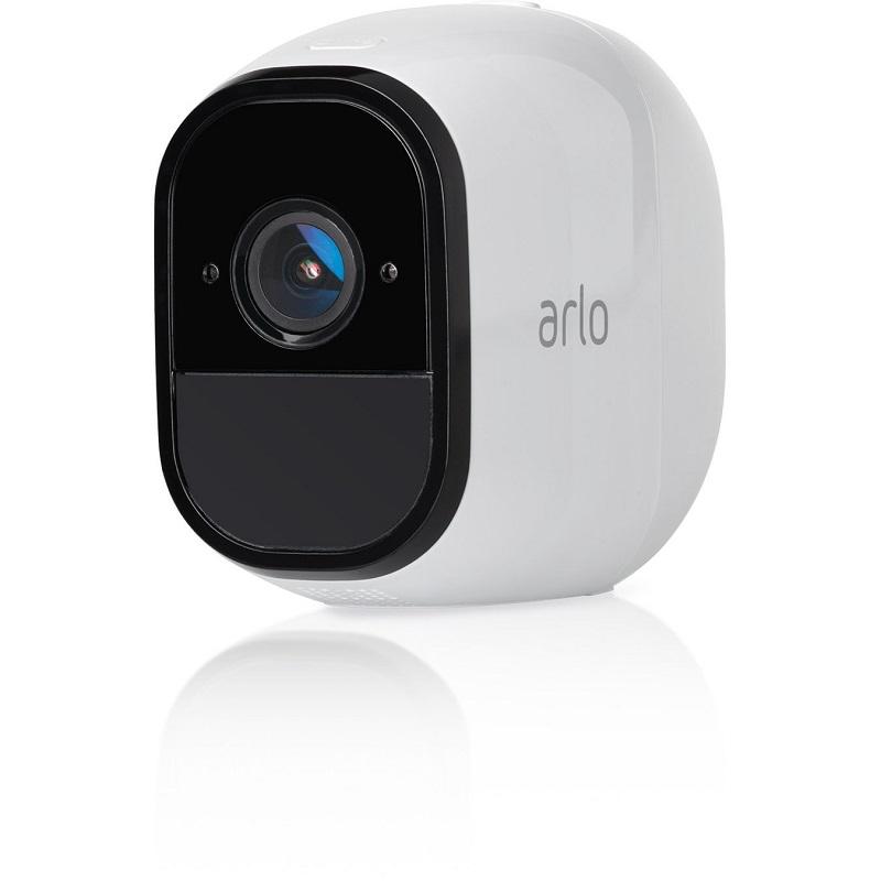 Caméra connectée Arlo pro - pack station + 3 caméras hd NETGEAR - Leroy Merlin