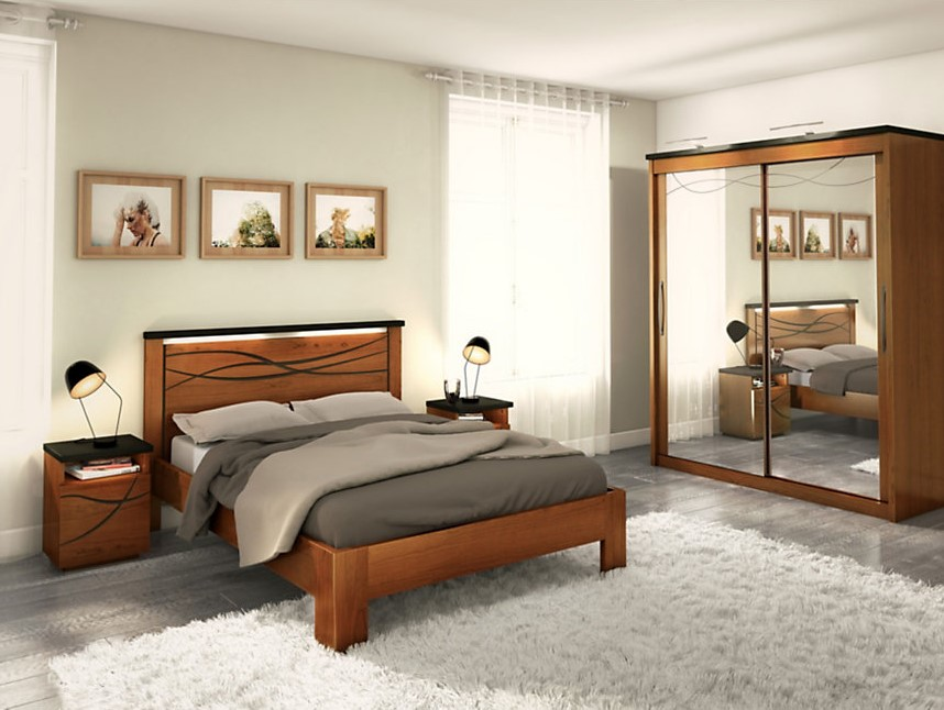 lit 3 suisses lit 2 personnes avec sommier otti. Black Bedroom Furniture Sets. Home Design Ideas