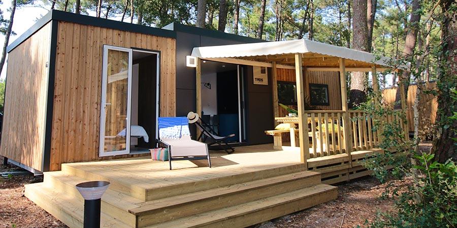 Camping Blue Océan 4* à Ondres dans Les Landes