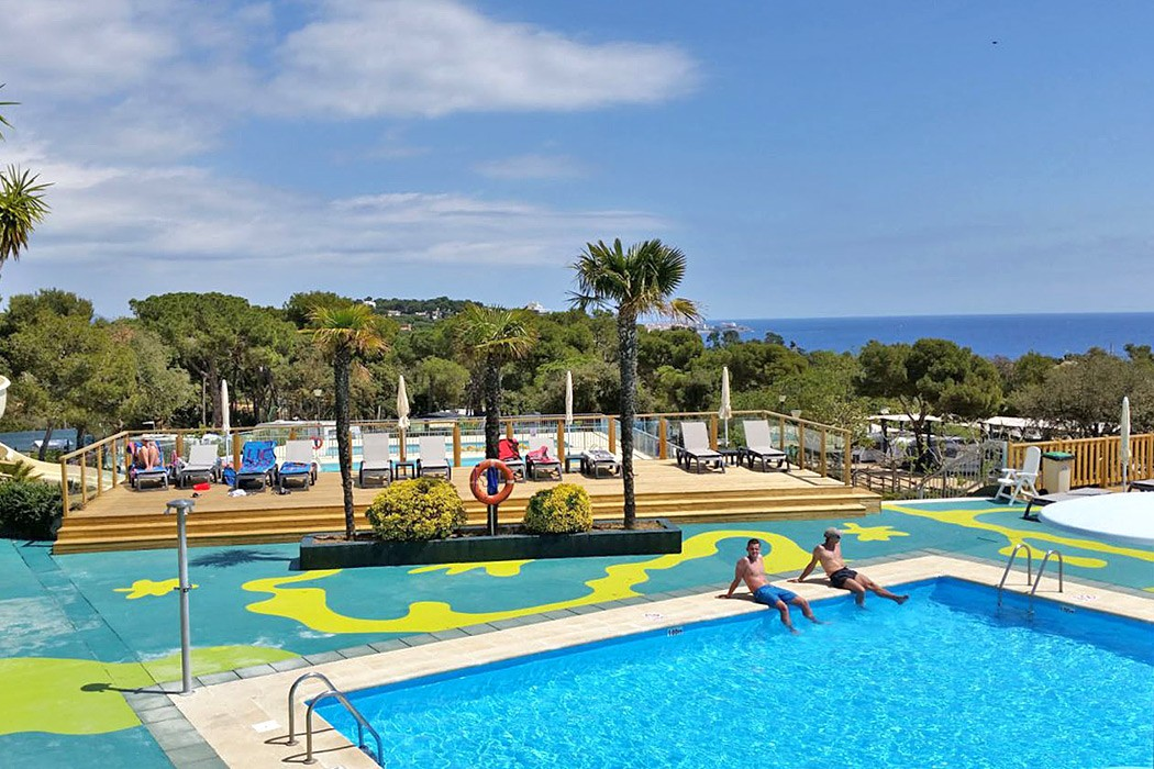 Camping Cala Gogo 4* à Calonge en Espagne