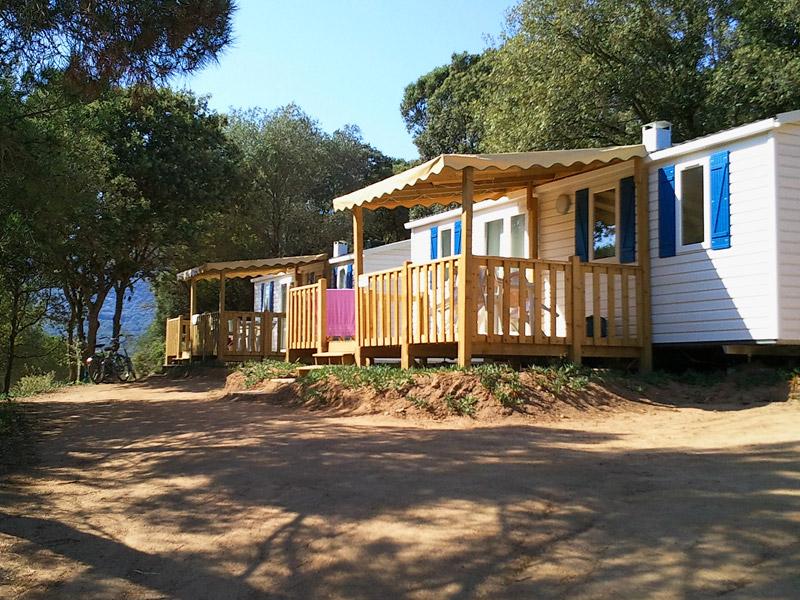 Camping Colomba 4* à Olmeto en Corse