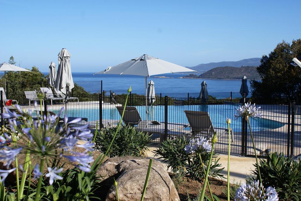 Camping Corsica Paradise 4* à Calcatoggio en Corse