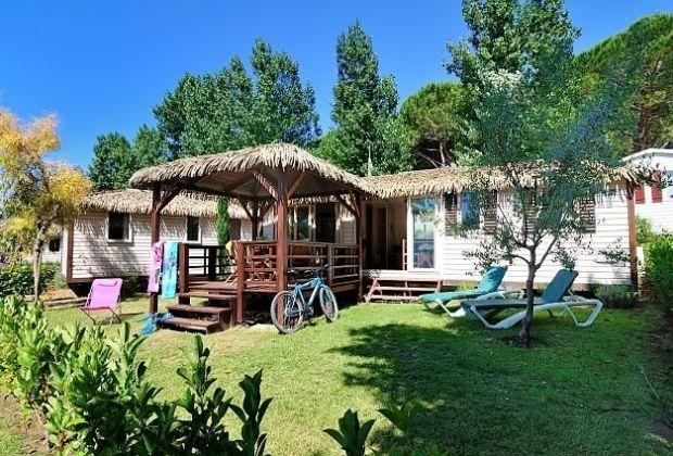Camping Domaine La Yole 5* à Vendres Plage dans l'Hérault