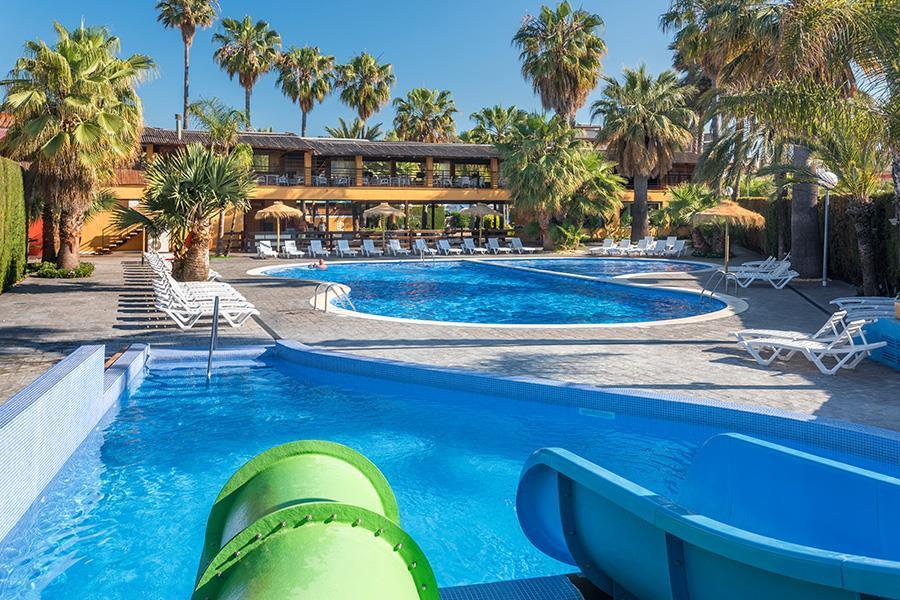 Camping Enmar 4* à Pineda de Mar en Espagne