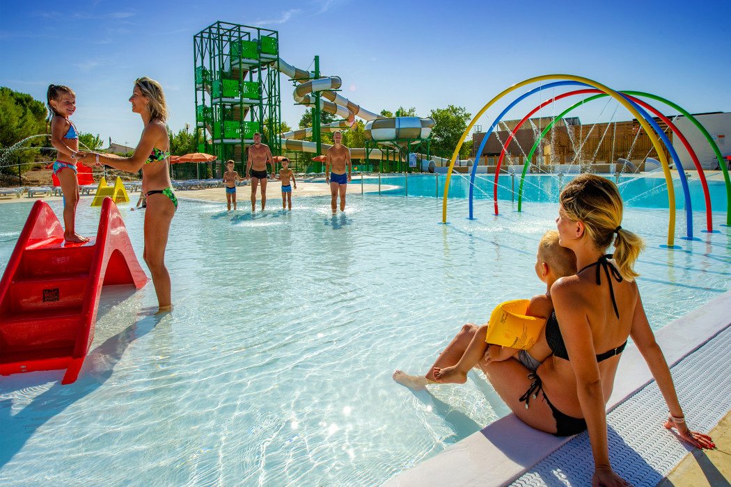 Camping Falaise Narbonne-Plage 4*