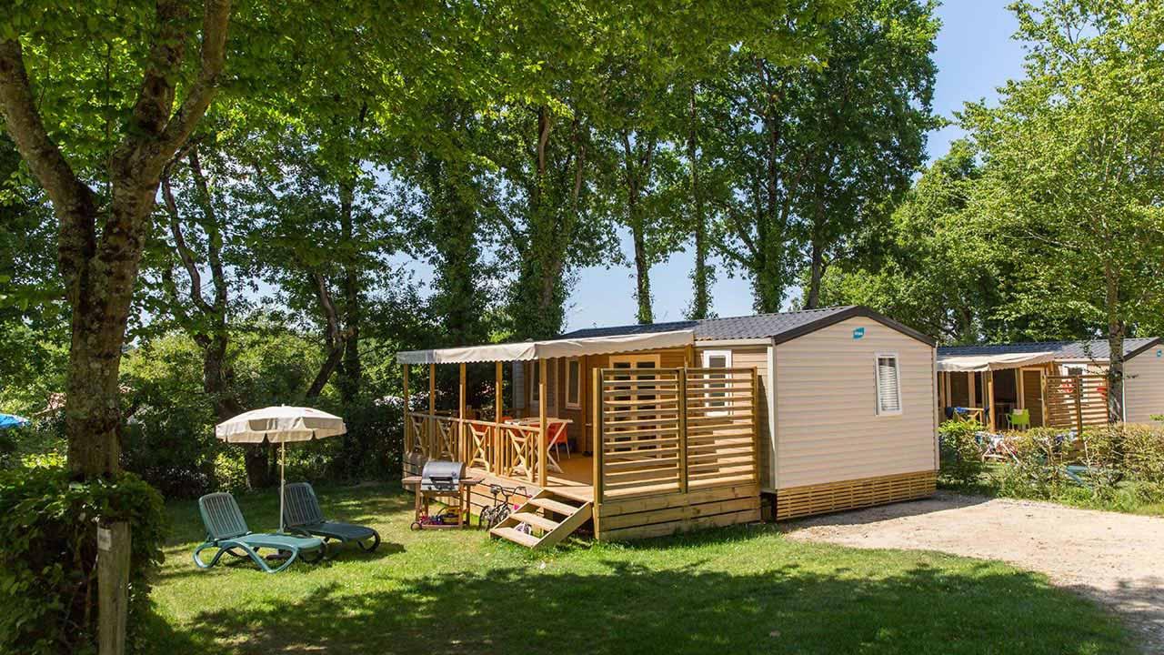 Camping La Garangeoire 5* à Saint-Julien-des-Landes en Vendée